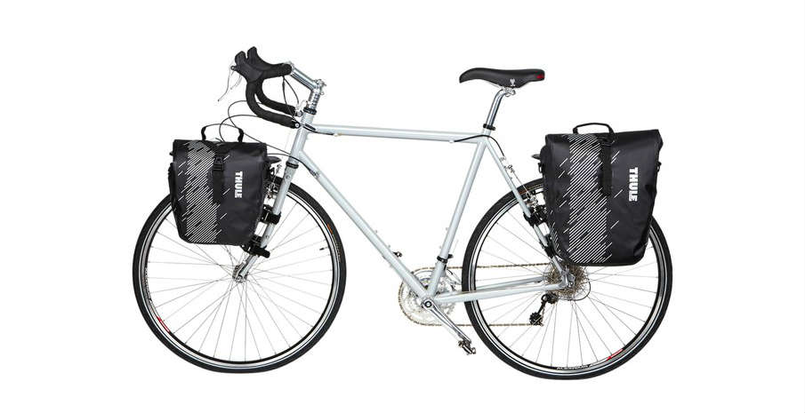 Велосумки Pack'n Pedal Shield Pannier Big (2 шт.)
